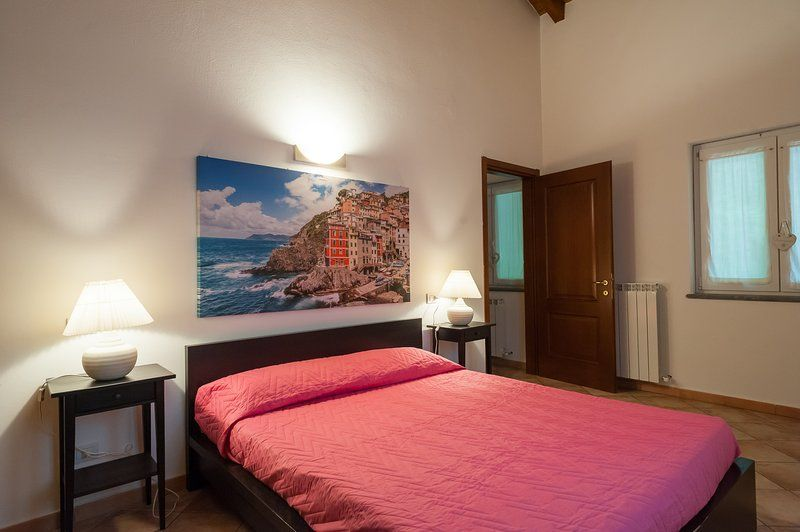 Apartment Monterosso, Casa Rosa ground floor