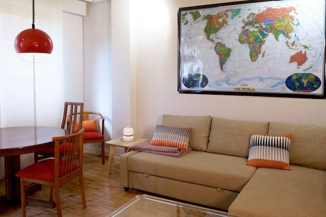 Residencia de 3 habitaciones en Logroño