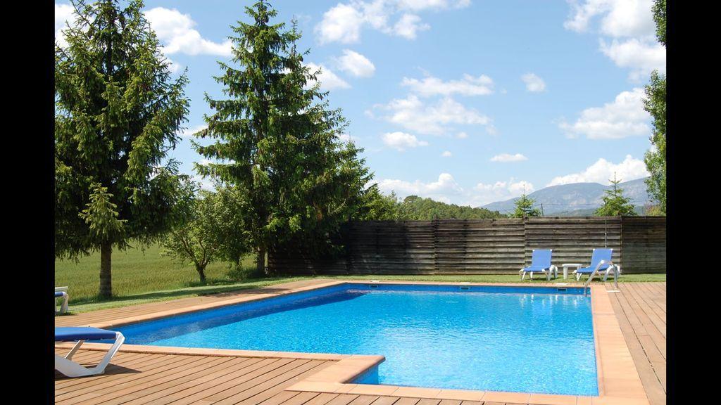 Residencia con piscina en Solsona