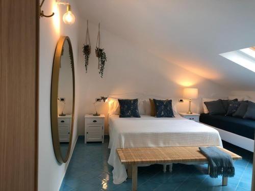 Alojamiento en Salerno de 1 habitación