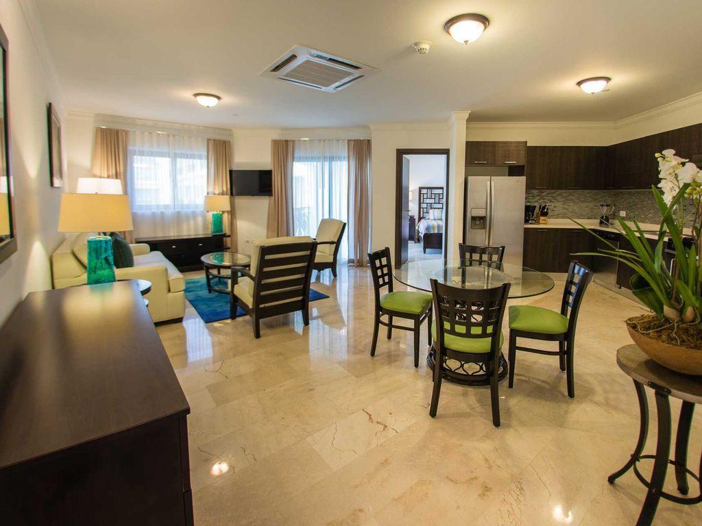 Appartement à 1 chambre avec balcon
