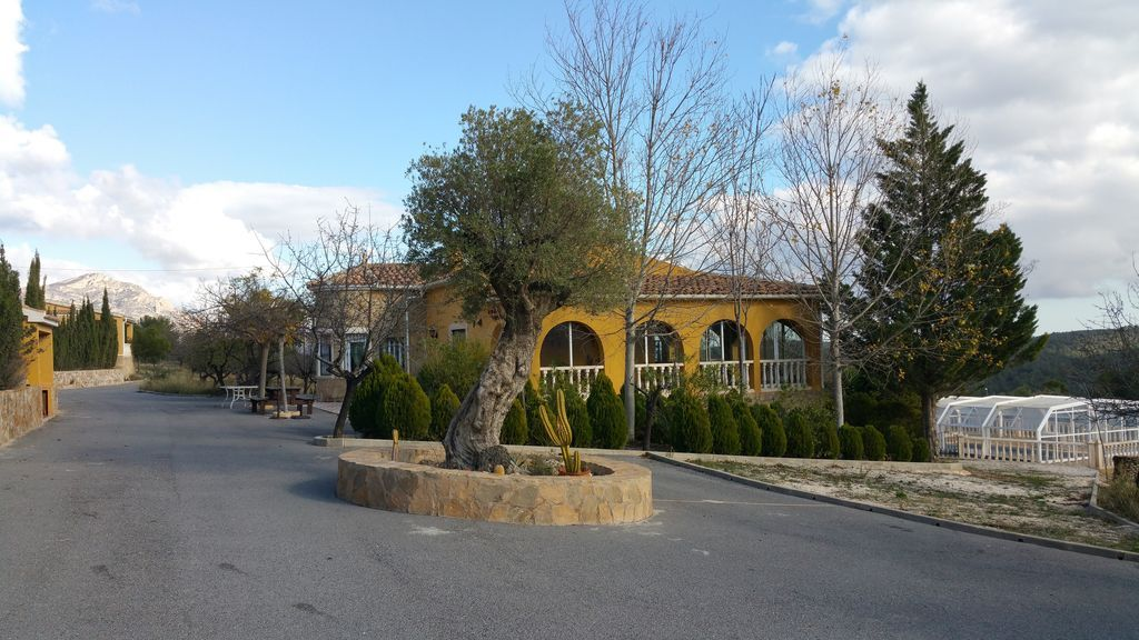 Exclusiva vivienda en Tibi