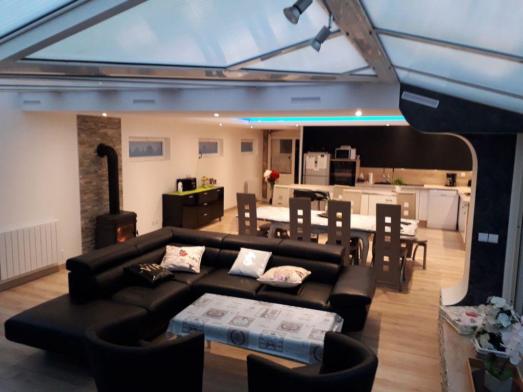 Vivienda de 200 m² para 8 huéspedes