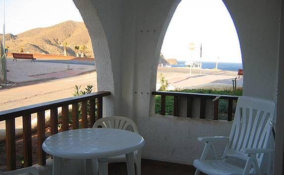 apartamento en playa LA ISLETA frente al mar