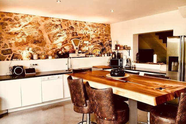 Alojamiento de 95 m² de 2 habitaciones