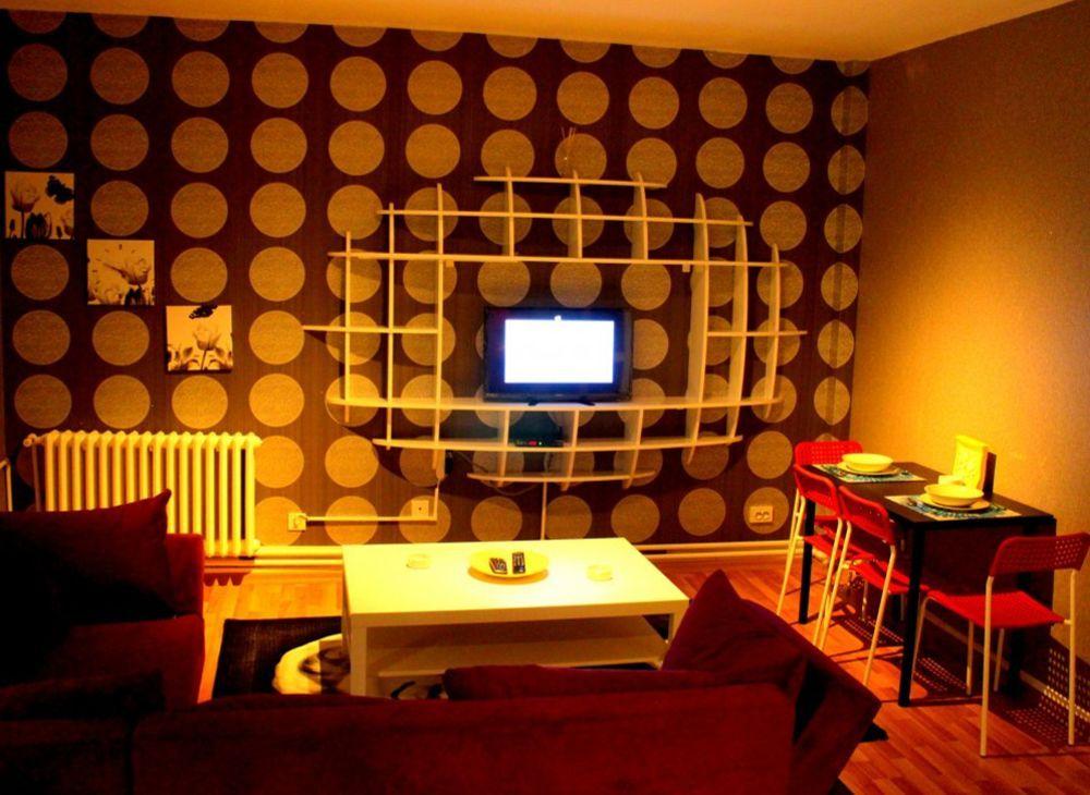 Apartamento provisto de 5 m²
