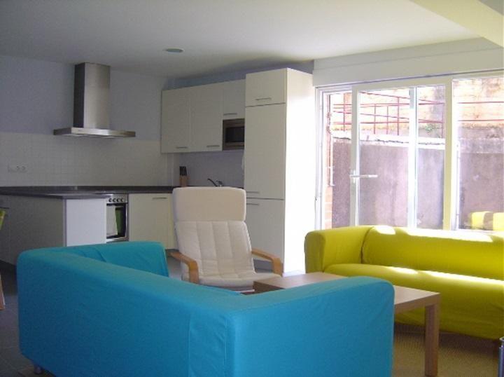 Alquiler de apartamento con terraza en Lekeitio
