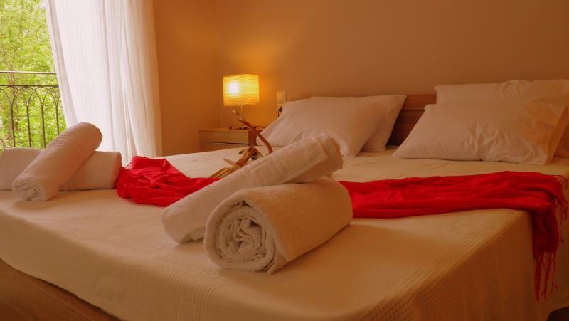 Esperia luxury apartment with view