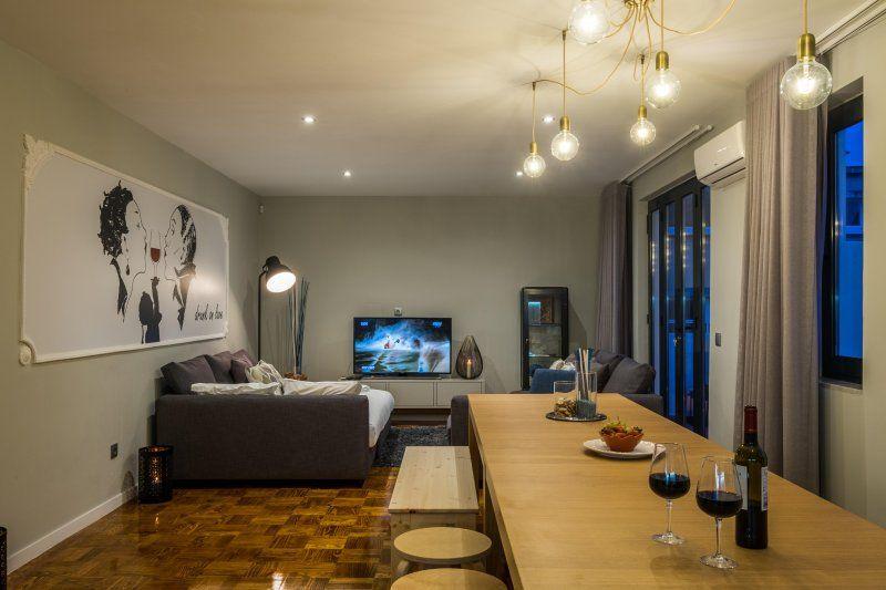 Acogedor apartamento para 15 huéspedes