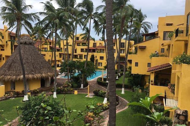 Panorámico alojamiento en Manzanillo