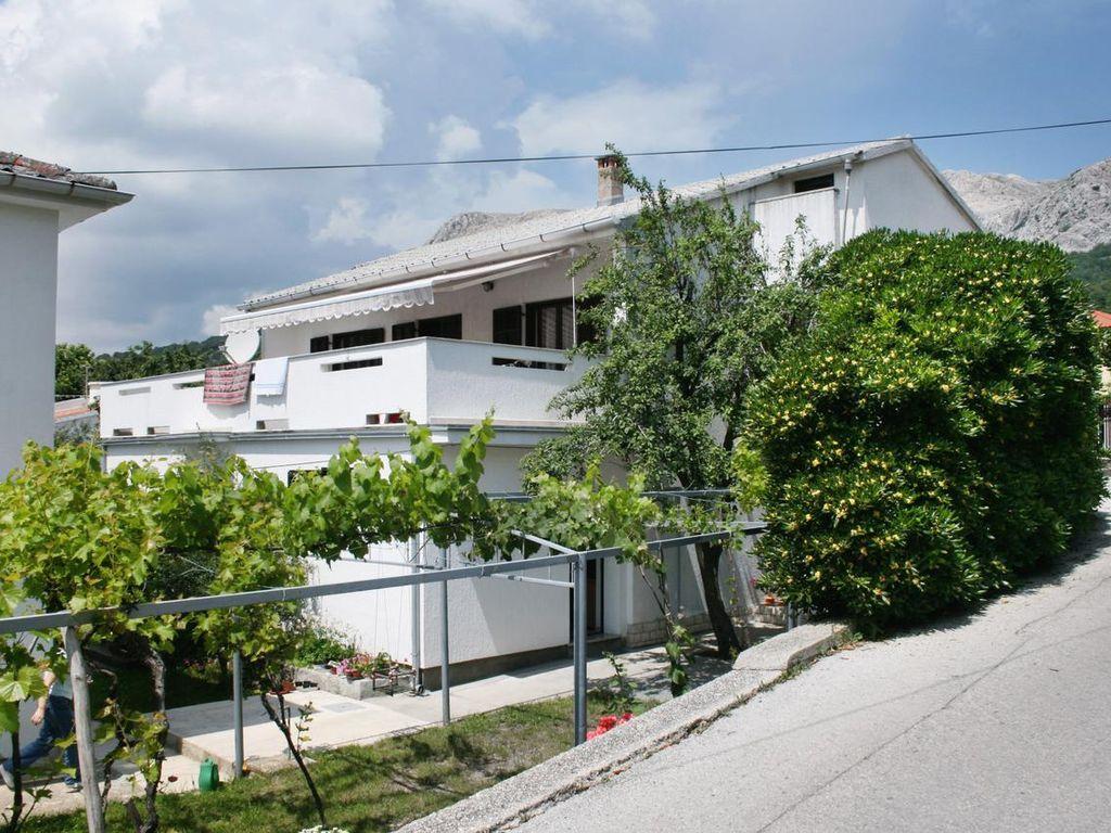 Vivienda de 45 m² para 5 huéspedes