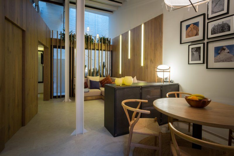 Tourist Flat in Barcelona for 2 people