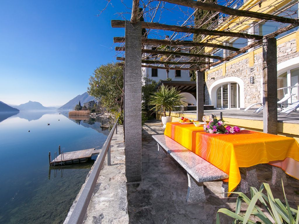 Villa en alquiler en Como