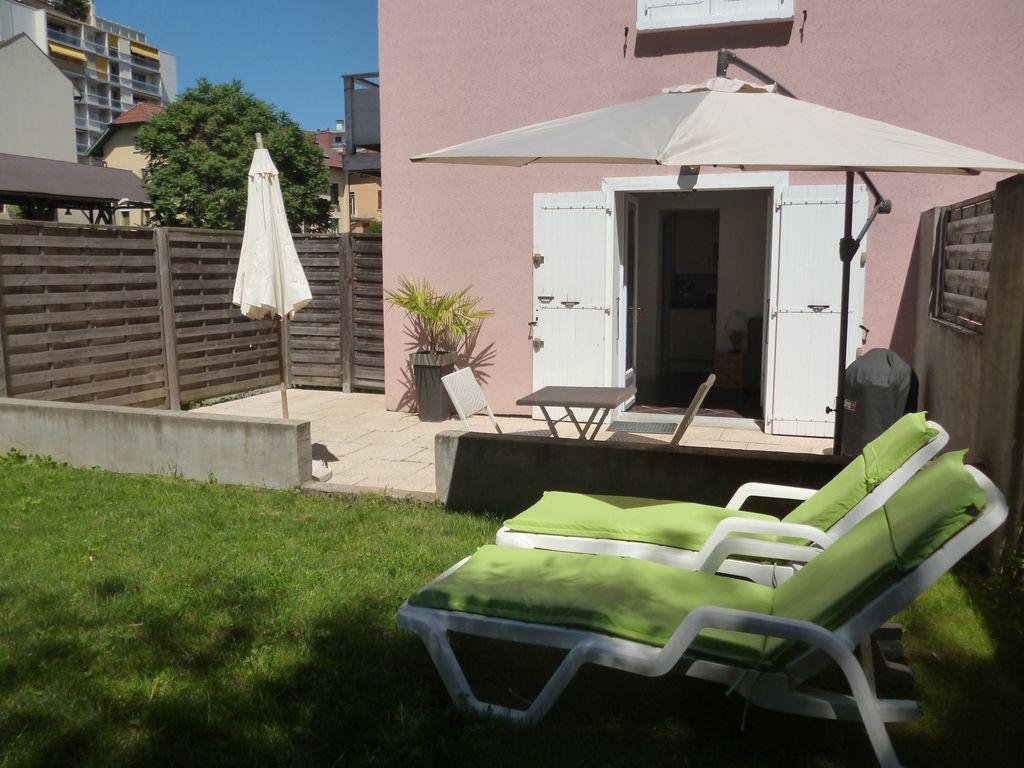 Apartamento de 18 m² para 2 huéspedes