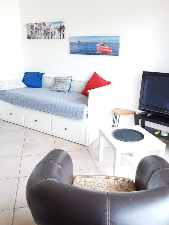 Alojamiento en Andernos-les-bains con parking incluído