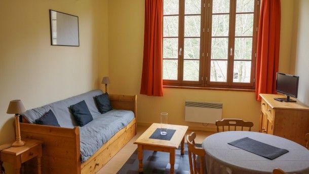 Appartement de 35 m² à Aulus les bains