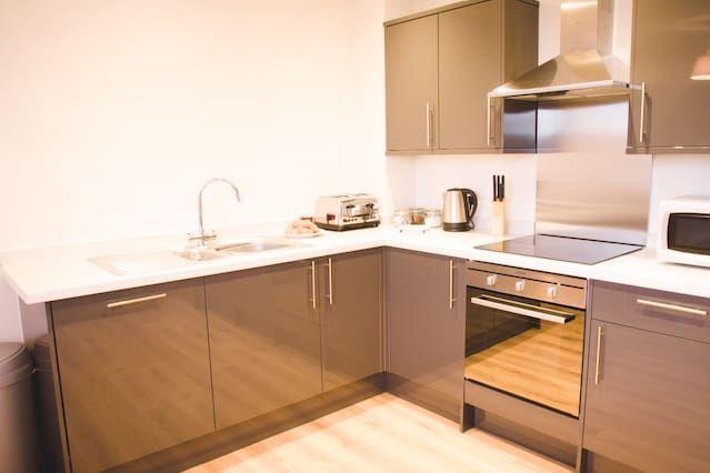 Alojamiento en Stevenage de 2 habitaciones