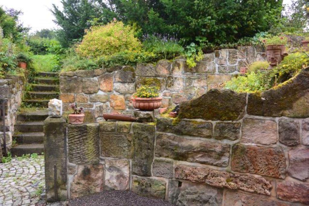 Chalet in Ilmenau mit Garten