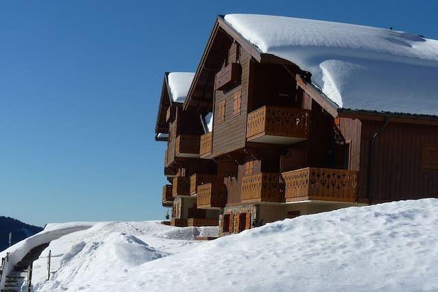Alojamiento de 2 habitaciones en Villard-sur-doron