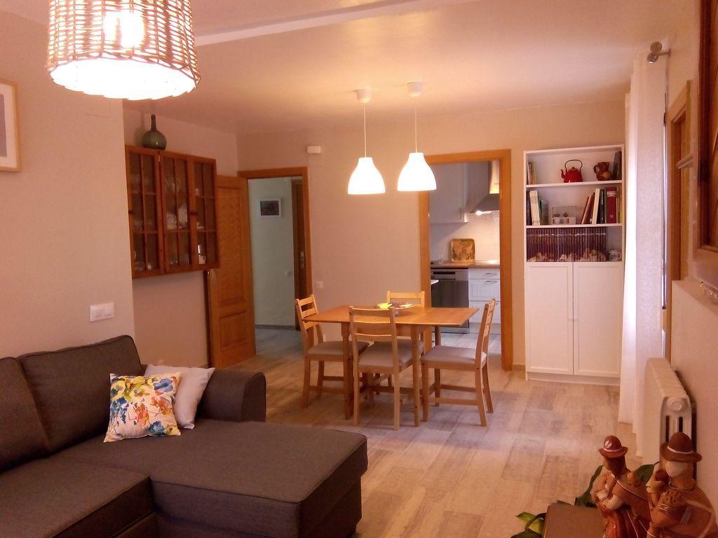 Casa para 6 huéspedes de 2 habitaciones