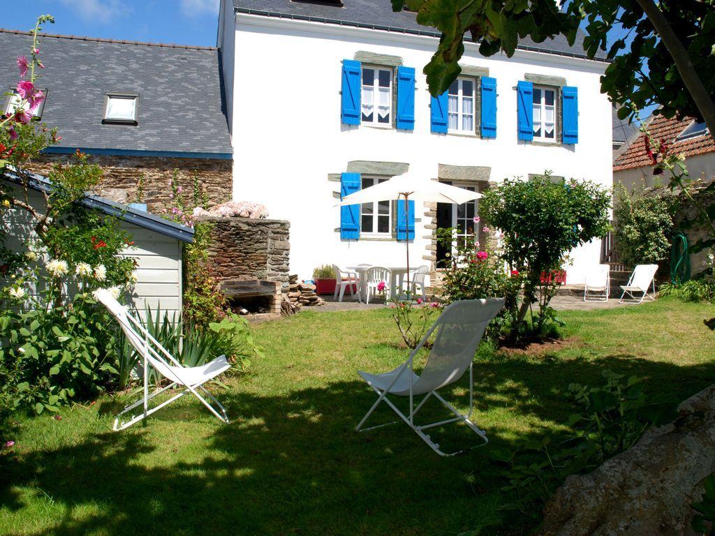 Casa de 4 habitaciones en Morbihan