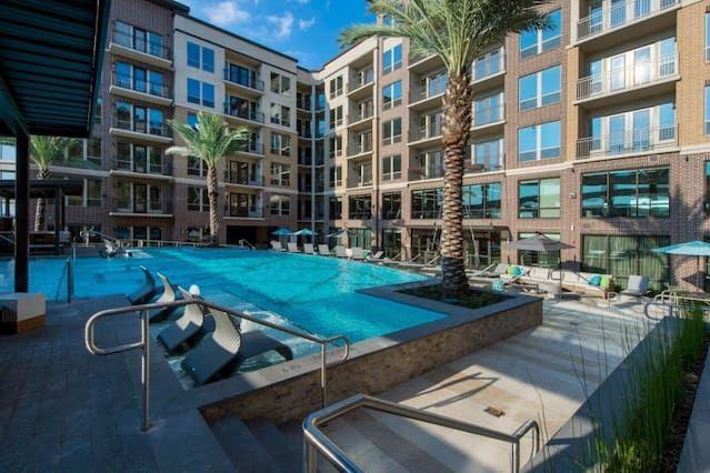 Apartamento en Houston con parking incluído