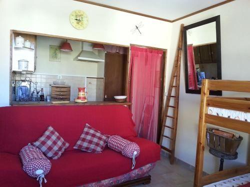 Apartamento provisto en Mazan
