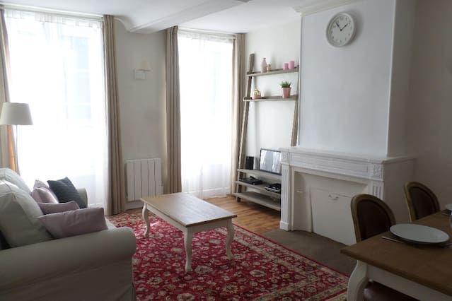 Cómodo piso de 45 m²