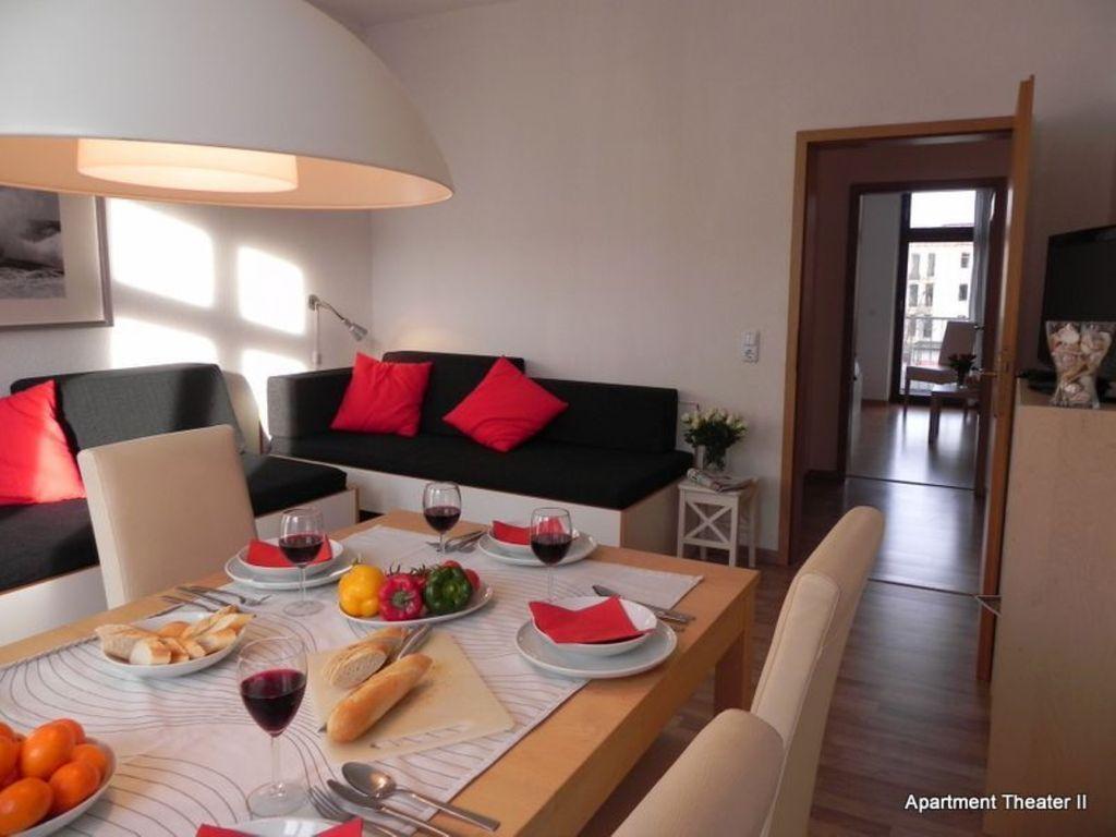 Apartment auf 65 m² für 6 Gäste