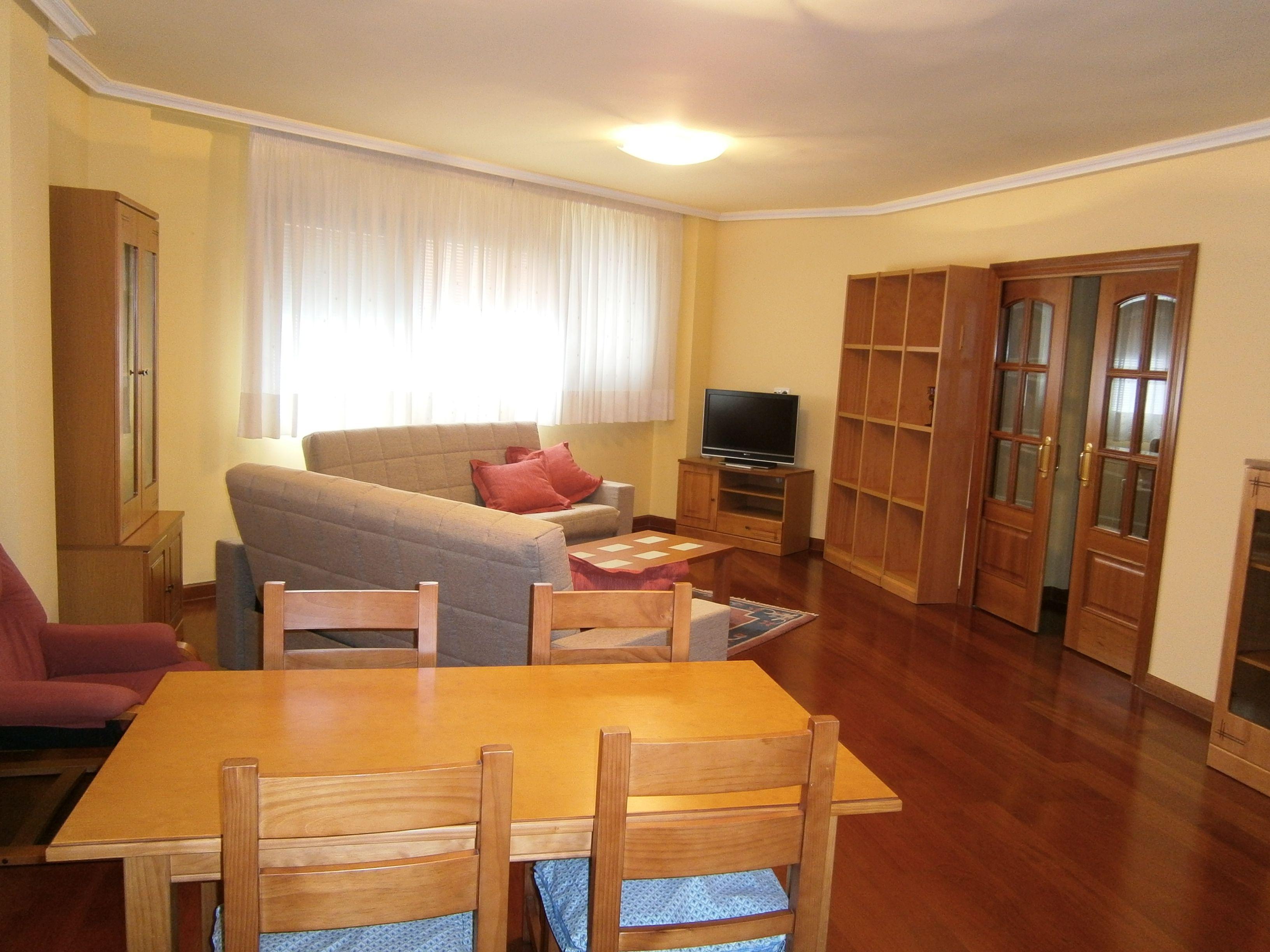 Apartamento para 4 personas en Burgos