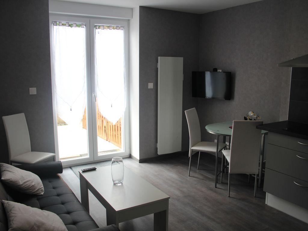 Apartamento provisto de 30 m²