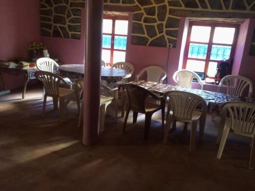 Casa con wi-fi en Taghia