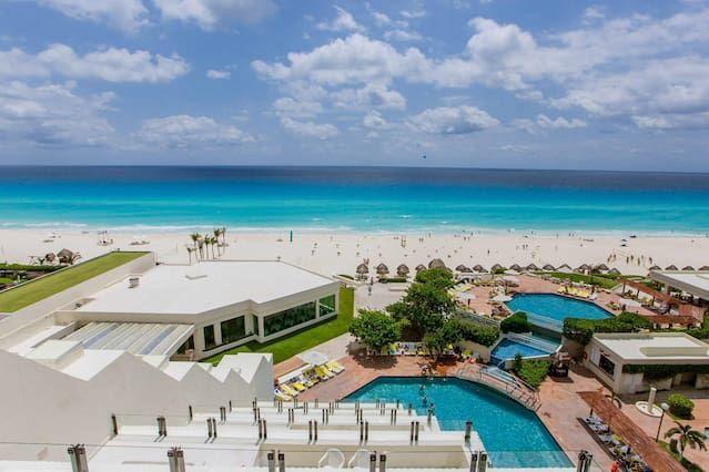 Apartamento para 6 personas en Cancun