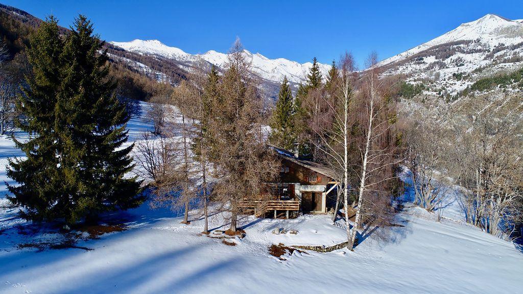 Alojamiento en Alpes-de-haute-provence de 4 habitaciones
