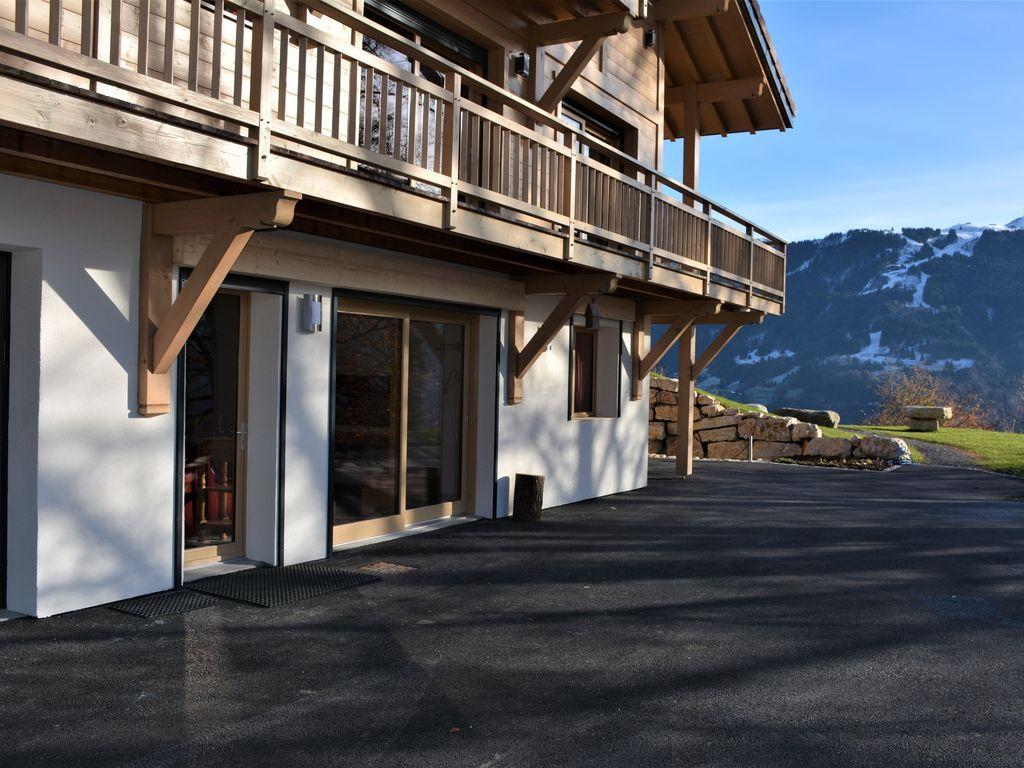 Apartamento de 62 m² con jardín
