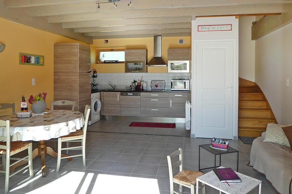 Vivienda de 2 habitaciones en Riec sur belon
