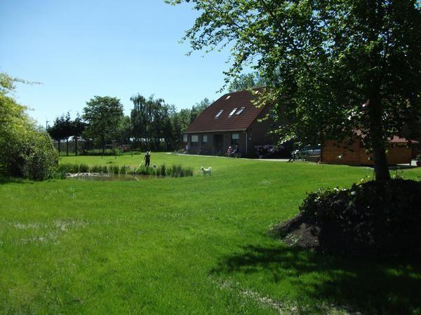 Ferienunterkunft mit Wi-Fi in Dornum