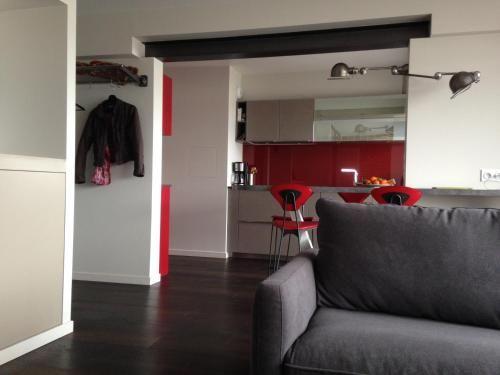 Alojamiento de 1 habitación en Paris