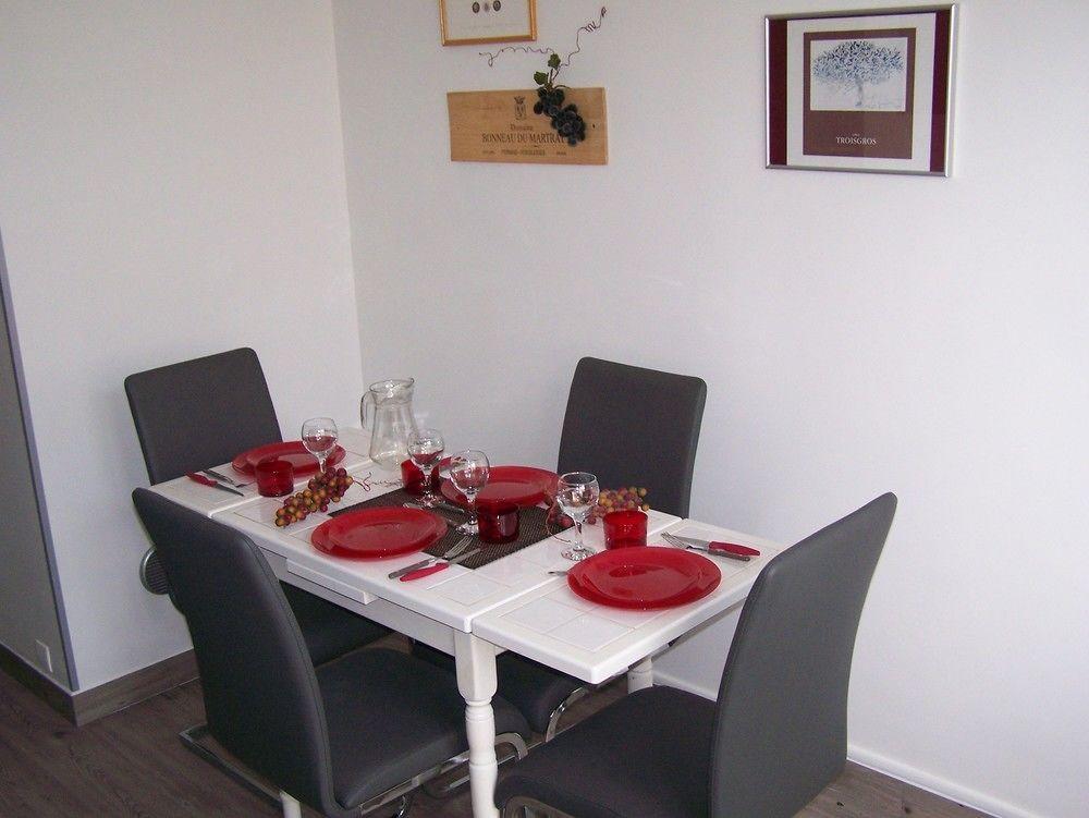 Alojamiento para 5 huéspedes en Roanne