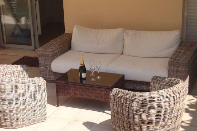 Charmant appartement à Cannes avec terrasse