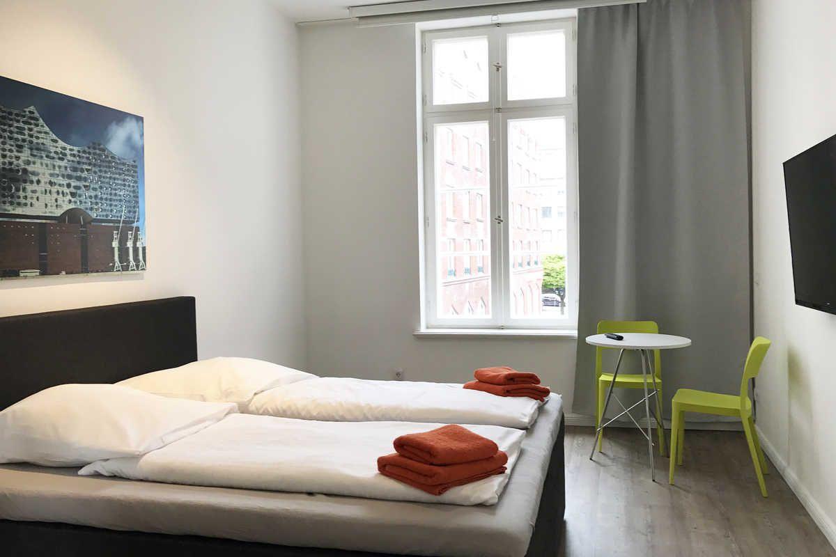 Eingerichtetes Apartment für 10 Personen
