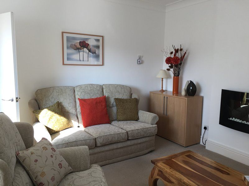 Apartment in Rhos-on-sea with parking included