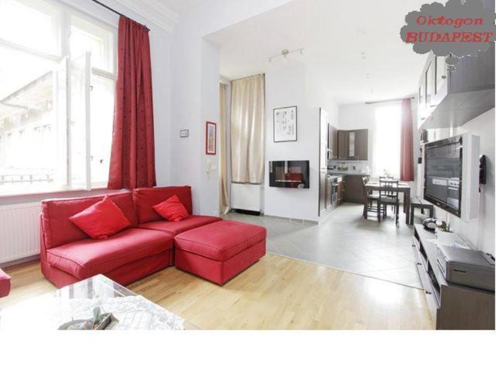 Agradable alojamiento de 3 habitaciones en Budapest