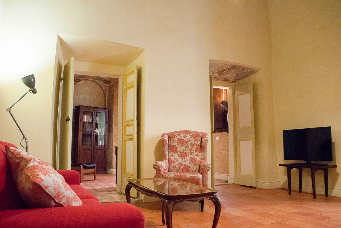 Casa junto a la catedral de Spoleto
