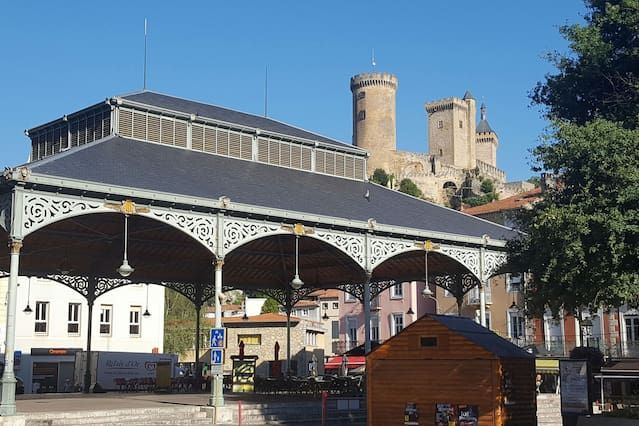 Appartement à Foix de 1 chambre