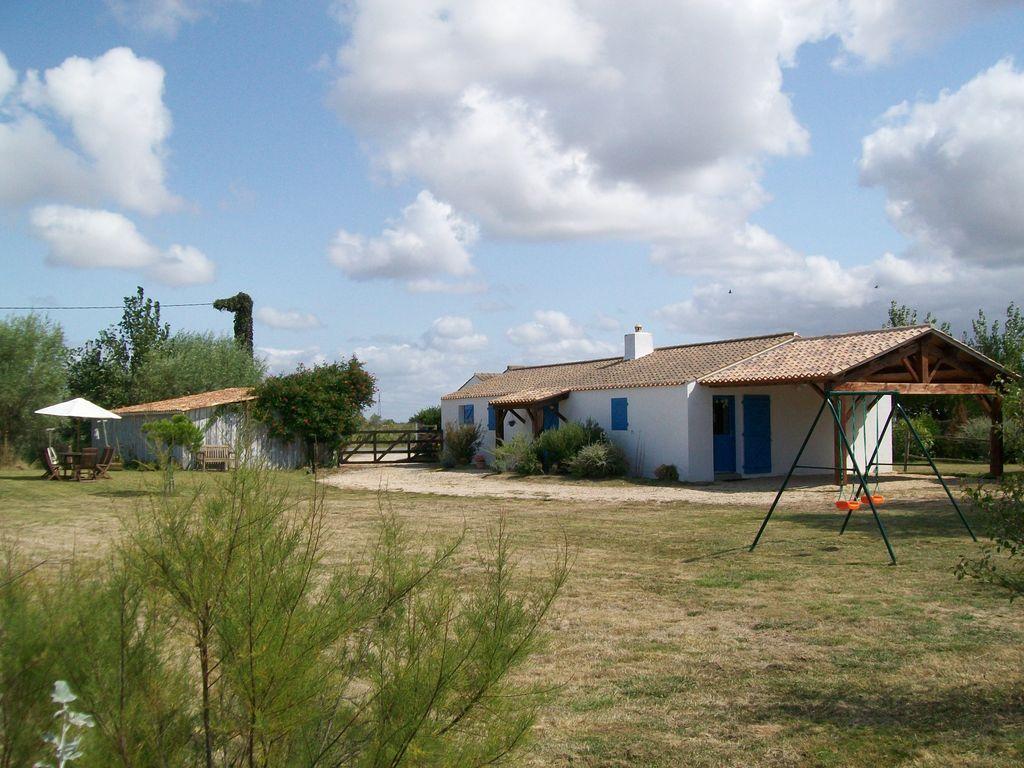 Residencia para 4 huéspedes en Saint-jean-de-monts