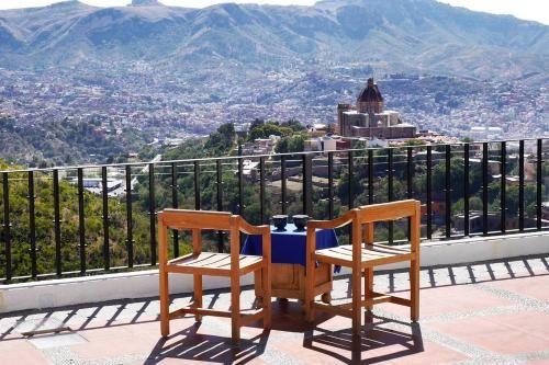 Vivienda con vistas en Guanajuato
