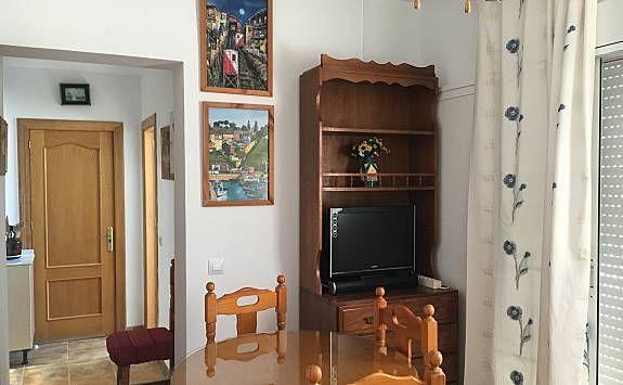 Apartamento con TV y AC en San josé