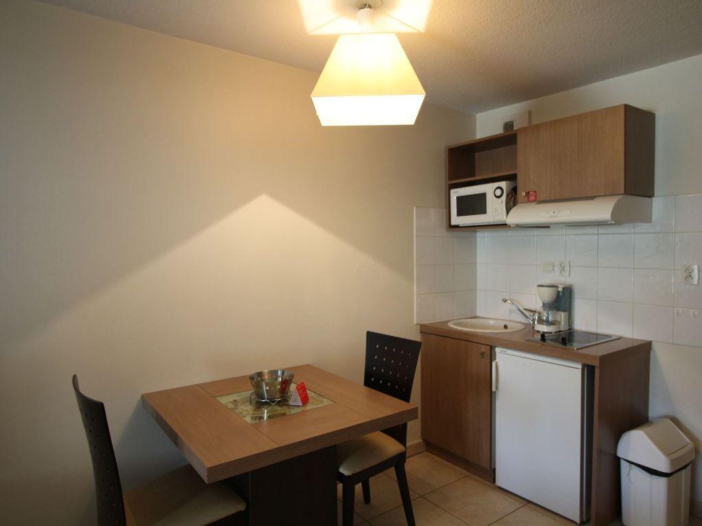 Hébergement de 35 m² pour 3 voyageurs