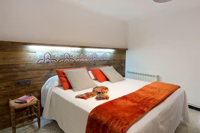 Apartamento Can Rafart en la valle de Montserra